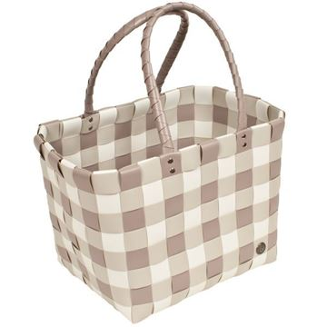 Handed by shopper paris beige mix