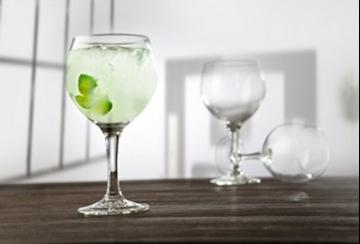 Gin glazen