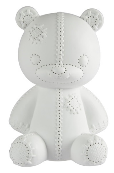 Salt en pepper schemerlamp teddy