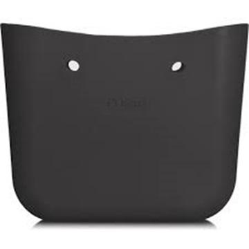 O bag black mini
