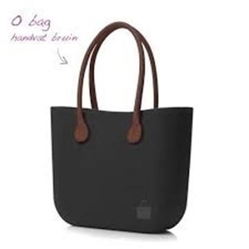 O bag black