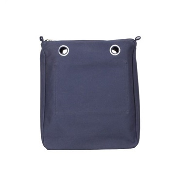 O bag chic canvas blue