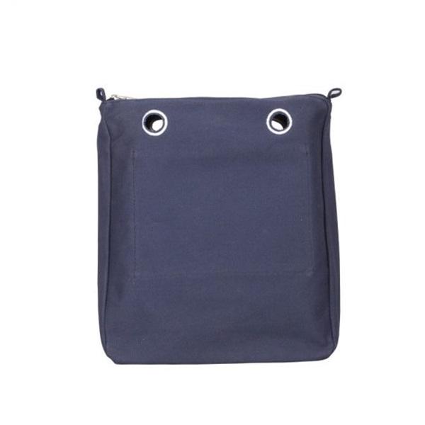 O bag chic canvas blue