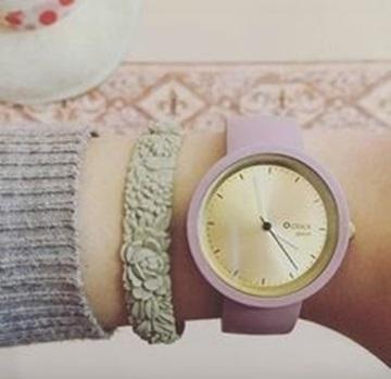 O clock pink