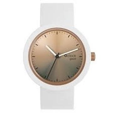 O clock white