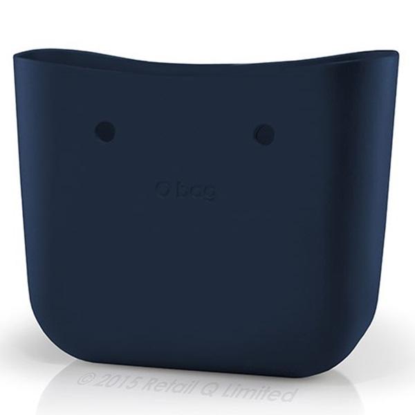 O bag mini navy blue