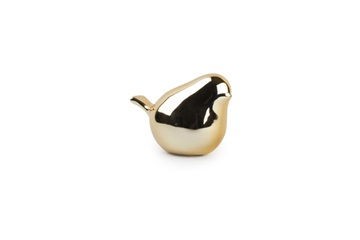Salt en pepper bird goud