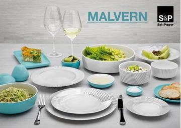 Picture of Salt en pepper servies Malvern