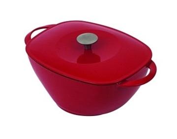 Salt en pepper gietijzeren kookpot