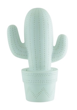 Salt en pepper lamp cactus