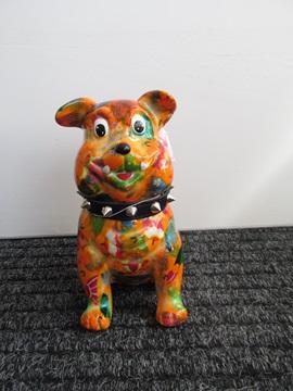 Bulldog pomme pidou
