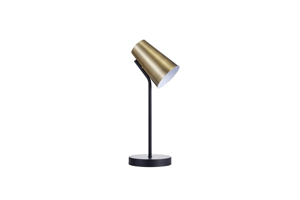 Salt en pepper lamp stay