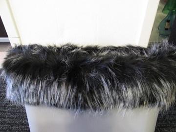 O bag pelske zwart