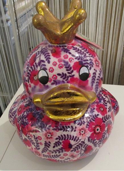 Pomme pidou spaarpot duck