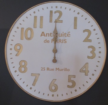 J-line klok antiek