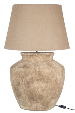 J-line lamp cement