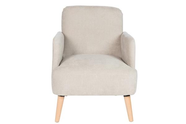 Afbeelding van J-line éénzit sofa