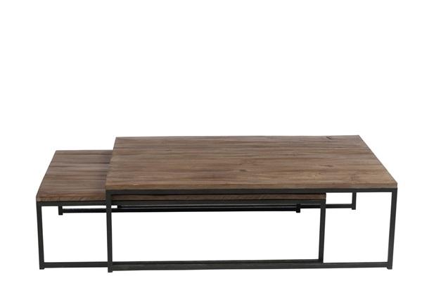 Afbeelding van J-line set salontafels
