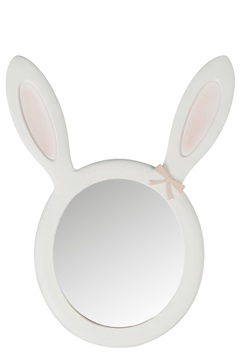 Afbeeldingen van J-line spiegel konijn