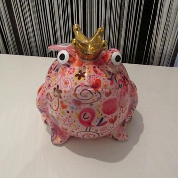 Pomme pidou frog spaarpot