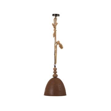 Afbeeldingen van J-line hanglamp bern met touw