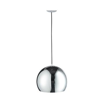 Afbeeldingen van J-line hanglamp metaal silver L