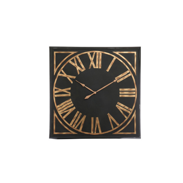 J-line vierkante klok