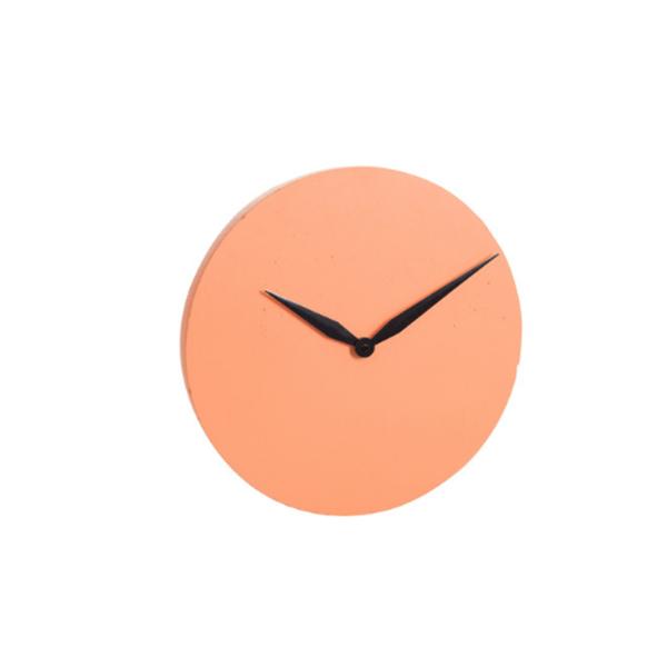 J-line klok oranje