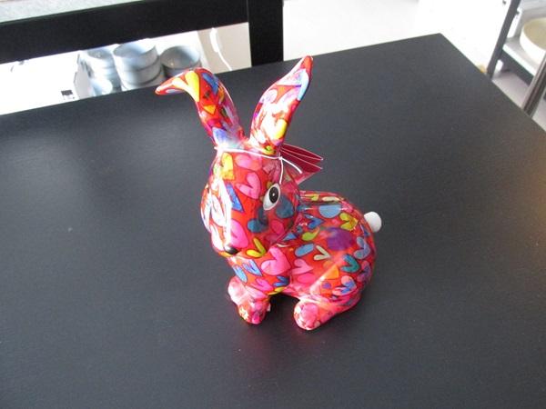Pomme pidou spaarpot konijn