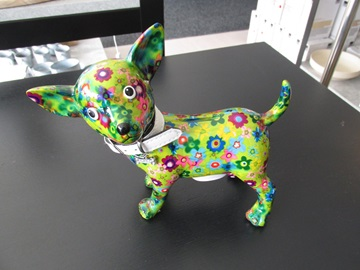 chihuahua spaarpot pomme pidou