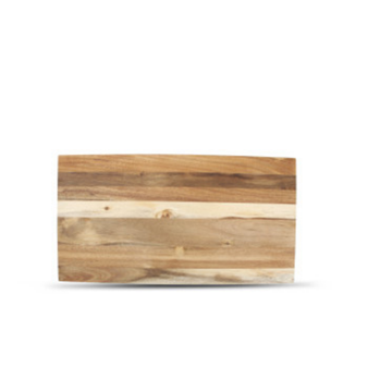 Salt en pepper houten plank