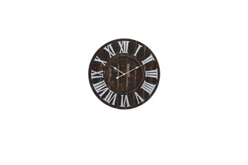J-line klok hout