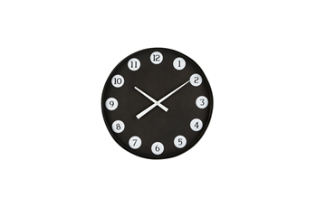 J-line klok metaal