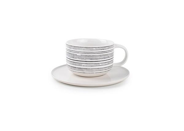 cup and saucer kop en ondertas servies RAWW dinnerware coffee salt and pepper