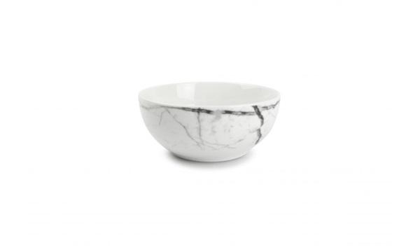 Salt&Pepper Marble Stone Kom